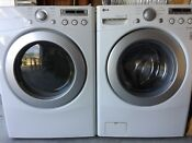 Lg Washer And Dryer Set In Excellent Condition Electric Washer And Dryer