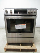 Bosch 800 Series 30 5 Sealed Burners 9 Modeds Ss Slide In Gas Range Hgi8054uc