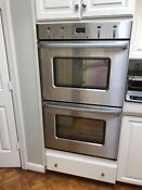 Fisher Paykel Wodv 30 30 Stainless Double Electric Wall Oven 23570