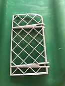 Fisher And Paykel Dishwasher Cup Shelf Drawer Part 526377 Gray Dd605 Dd603