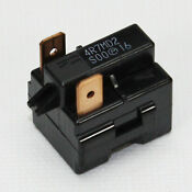 Wr07x26748 For Ge Refrigerator Start Relay