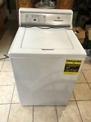 2017 Speed Queen Top Load Washer Model Awne82sp113tw01 Little Use With Warranty