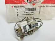 2325700 Wpw10567140 Whirlpool Refrigerator Thermostat New Part