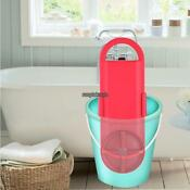 Household Mini Portable Washing Machine Electric Clothes Cleaning Device Rlwh
