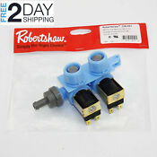 Washing Machine Water Inlet Valve Whirlpool Kenmore Sears Washer Part 8181694