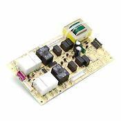 Electrolux Oven Relay Board Wci 316443919