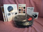 Nuwave Precision Induction Cooktop Gold W Complete Cookbook Dvd