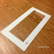 Ge Microwave Glass For Door Spacemaker Xl 1800 Model Jvm1860wd001 Free Shipping