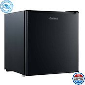 Compact Small Mini Fridge Refrigerator Freezer 1 7 Cu Ft Office Dorm Game Room