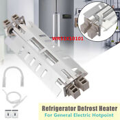 Wr51x10101 Refrigerator Defrost Heater Metal For Ge Hotpoint Ap4355467