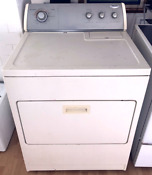 Whirlpool Front Load Clothes Laundry Dryer Len2000lg0 Local Pickup Only Miami Fl