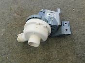 Whirlpool Washer Water Pump W10581874 Wtw5000dw0