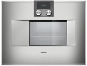 Gaggenau 400 Series Bs470611 24 Convection Combi Steam Oven Stainless Steel