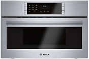 Bosch Hmc80152uc 800 Series 30 Speed Oven With True Convection Stainless Steel