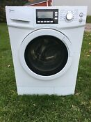 Midea Washer Dryer Combo With Led Display Mfl70 D1211s