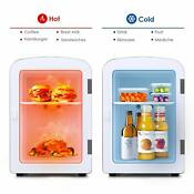 Smad 12 V Dc Ac Portable Mini Cooler Warmer 4 5 L Home Office Camp Mini Fridge