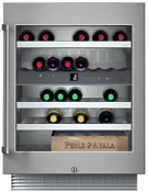 Gaggenau Rw404761 24 Inch Wine Cooler With 34 Bottle Capacity Stainless Steel Rh