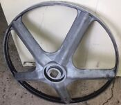 Speed Queen Huebsch Washer Front Loader Drive Pulley For Model Hwf261