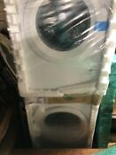 New In Box Bosch 300 Series Stackable Washer Ventless Dryer