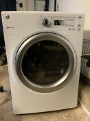 Ge 7 0 Cu Ft Super Capacity Electric Dryer