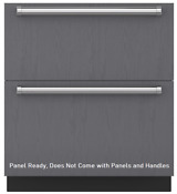 Sub Zero Id30r 30 Fully Integrated Panel Ready Double Drawer Refrigerator