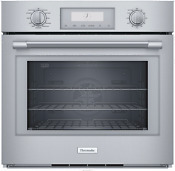 Thermador Po301w Professional Series 30 Built In Wall Oven In Stainless Steel
