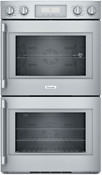Thermador Pod302rw Professional Series 30 Inch Double Wall Oven Stainless Steel