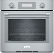Thermador Pod301w Professional Series 30 Inch Wall Oven With Wi Fi In Stainless