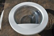 Kenmore Washing Machine Front Load Door Outer Inner Glass Strike Complete