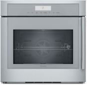 Thermador Med301lws Masterpiece Series 30 Built In Wall Oven Left Hinge