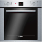 Bosch Hbe5453uc 24 Electric Wall Oven With European Convection Stainless Steel