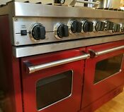 48 Viking Professional Gas Stove