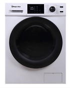Magic Chef 2 7 Cu Ft Washer Dryer Combo White