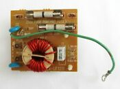 Ge Profile Spacemaker Microwave Oven M N Pvm1870sm3ss Noise Filter Board