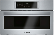 Bosch Hmc80252uc 800 Series 30 Inch Speed Oven 1 6 Cu Ft Capacity Stainless