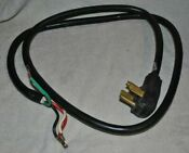 Clothes Dryer Electrical Cord 220 4 Prong Used