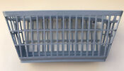 Dishwasher Auxiliary Silverware Utensil Basket Blue