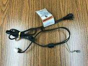 W10525195 Whirlpool Oem Top Load Washer Power Cord Used