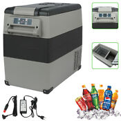55l Freezer Mini Fridge Refrigerator Cooler Portable For Car Home Travel In Usa