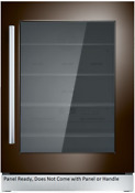 Thermador T24ur900rp Freedom Collection 24 Inch Panel Ready Refrigerator