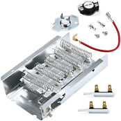 279838 Dryer Heating Element 279816 Thermostat Kit 2pc 3392519 Thermal Fuse