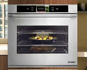 Dacor Discovery Iq 30 Pure Convection Single Ss Electric Wall Oven Dyo130s