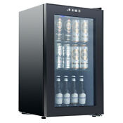 80 Can 2 3 Cu Ft Mini Beer Fridge Beverage Cooler Refrigerator Glassdoor