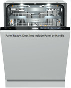 Miele G7966scvi 24 Inch Fully Integrated Panel Ready Dishwasher
