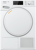 Miele Twf160wp 24 Inch Heat Pump Dryer With Honeycomb Drum In White