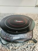 Nuwave Precision 2 Induction Cooking System Stove Cook Top Model 30141 Br