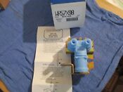 New Oem Ge Refrigerator Water Valve Wr57x98