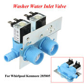 Washing Machine Water Inlet Valve For Whirlpool Kenmore 285805 W10110517 292197