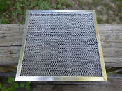 Aluminum And Carbon Range Hood Filter 246250 8 15 16 X 8 15 16 Range Oven