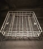 Ge Upper Dishwasher Rack Part Wd28x10011 Wd28x10369